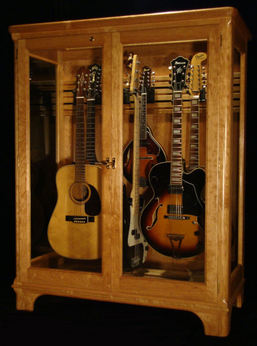 Access N Sight   Guitar Display Case Cabinets   Home